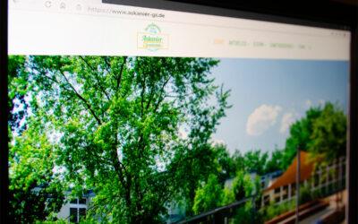 Neue Website und neues Schulleben – Elternbrief vom 28.09.2021
